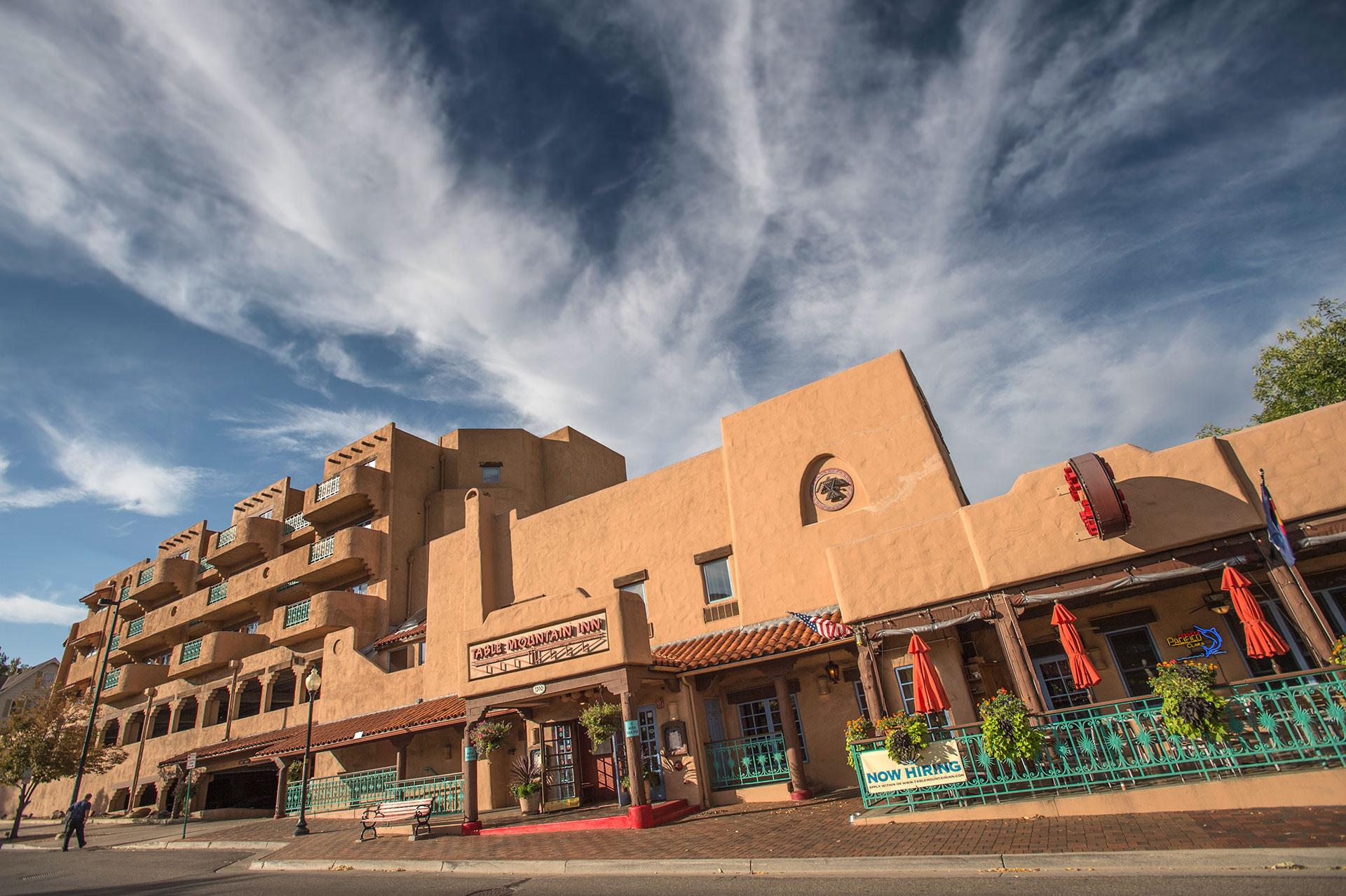 Table Mountain Inn Golden Colorado Hotel
