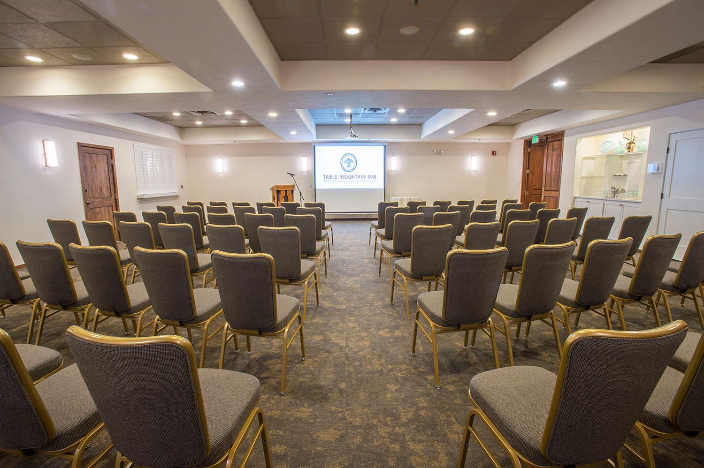 Meetings Events Table Mountain Inn Golden Colorado Hotel