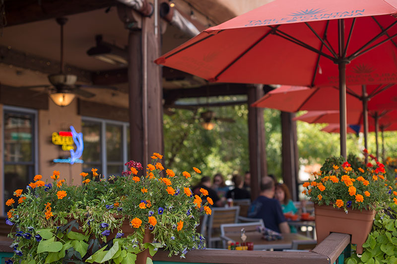 Dining Table Mountain Inn Golden Colorado Hotel